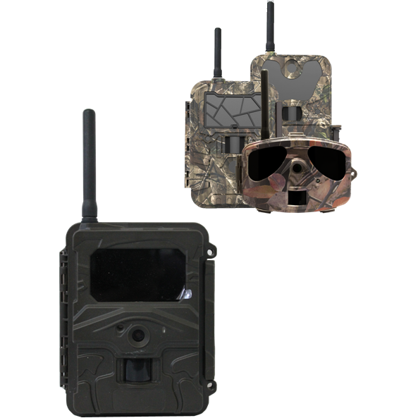 GSM / wireless cameras